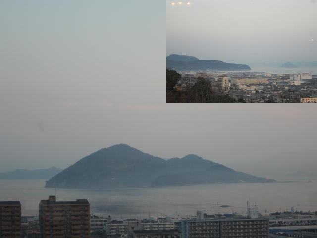 ホテル花樹海レストランから瀬戸海・1.JPG
