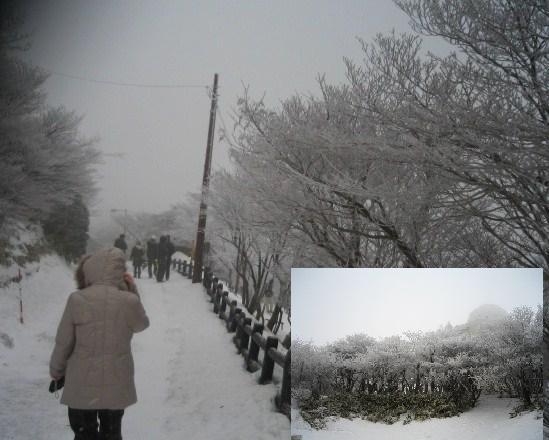 雪道とSMさん.JPG