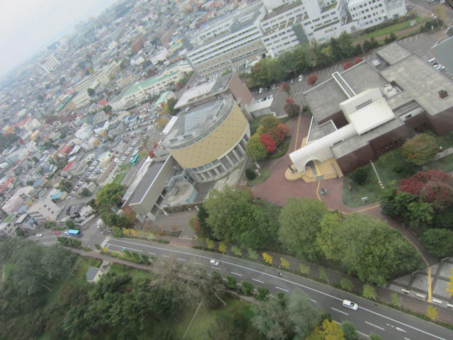 2・五稜郭タワーから下1.JPG