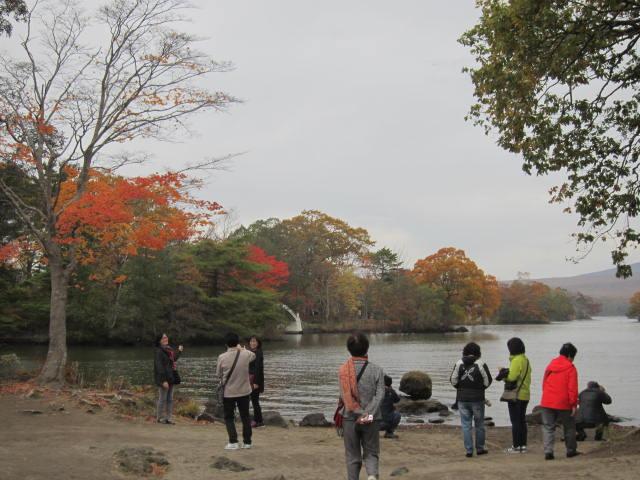 2・大沼国定公園見事な紅葉2.JPG